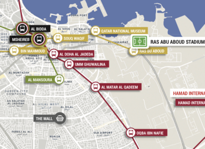 Come and explore Doha with us!