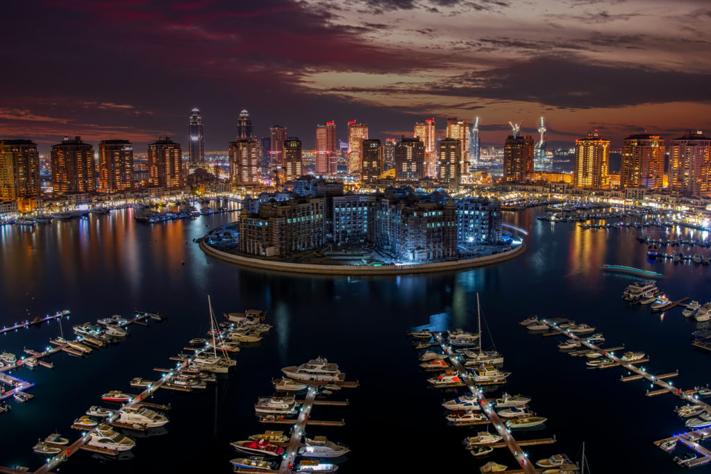 The Pearl Accommodation Hotspot in Qatar